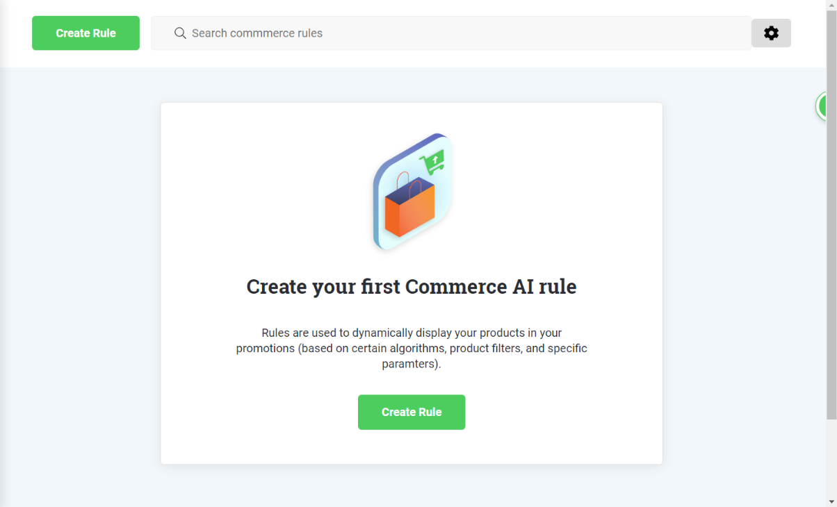 Commerce-AI-Rule
