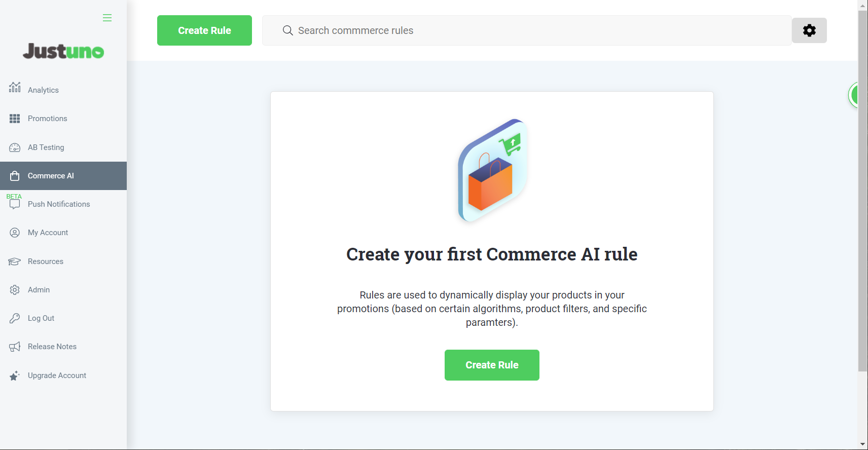 Create_Commerce_AI_Rule