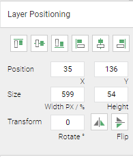 Layer Position
