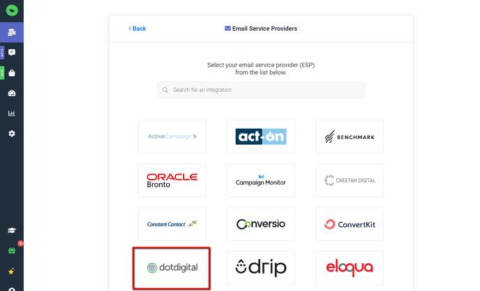 Email Service Providers: Dotdigital