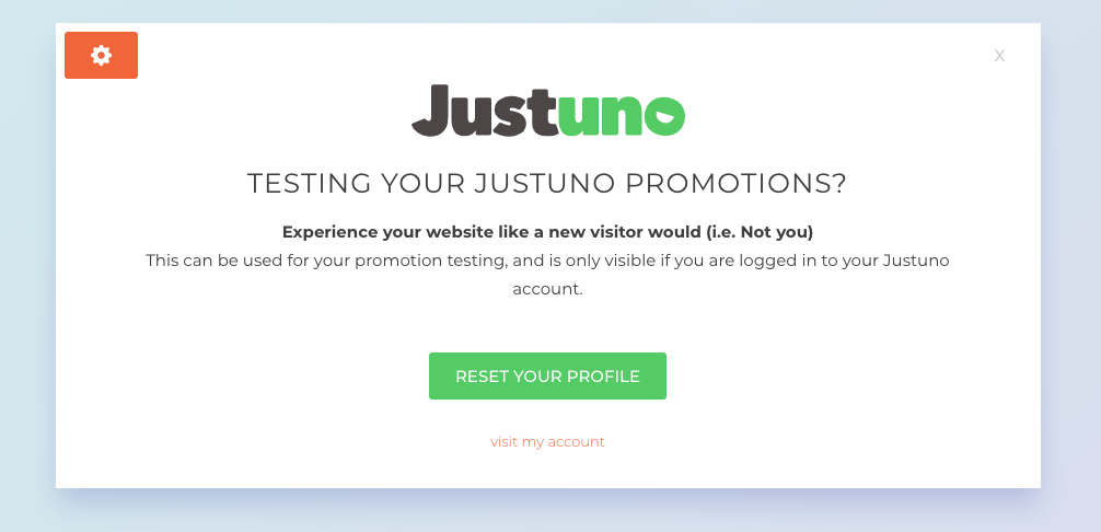 Justuno The Visitor Conversion Optimization Suite 2019-05-14 11-01-04