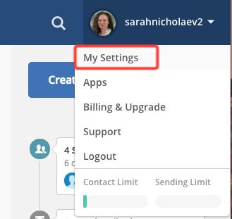 Active Campaign API Credentials
