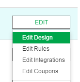 Promotions Tab Edit Design
